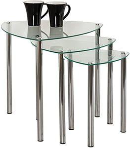 mesa auxiliar salón