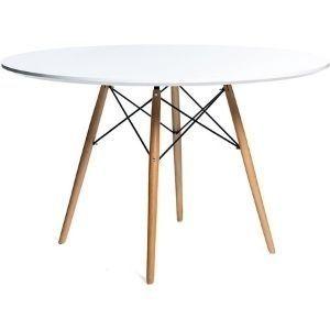 Mesa de comedor redonda