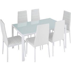 Mesas de cocina con sillas