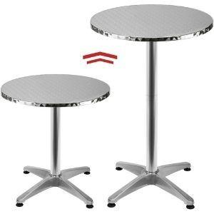 Mesas de cocina altas