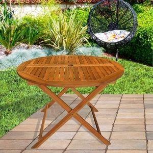 Mesas plegables jardín